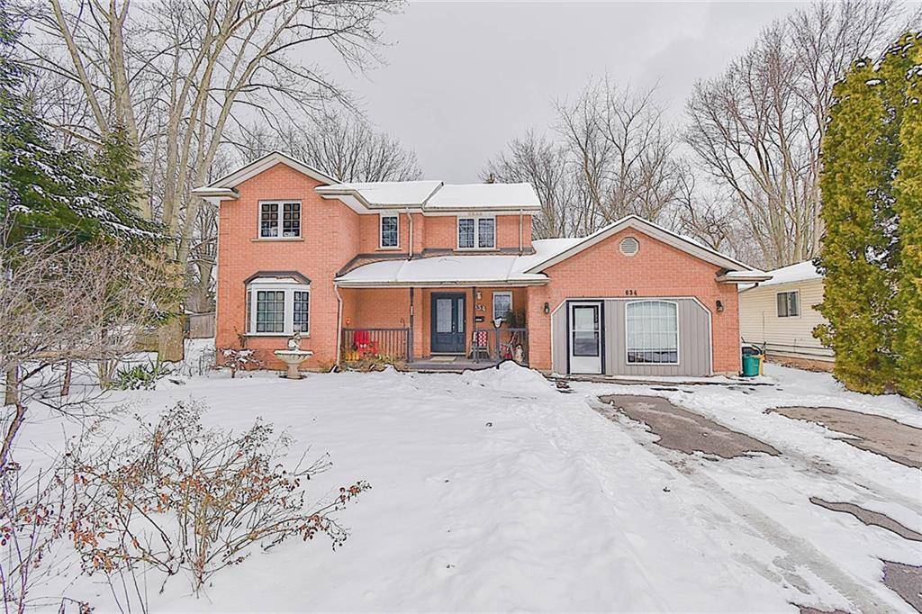 House for sale at 634 Quaker Rd Welland Ontario - MLS: 30786348