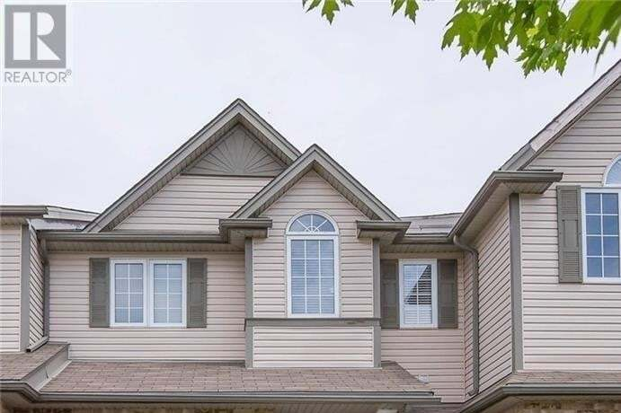 Townhouse for sale at 634 Wild Ginger Ave Waterloo Ontario - MLS: 30808381