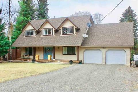 House for sale at 6341 Wolfe Rd Horse Lake British Columbia - MLS: R2360035