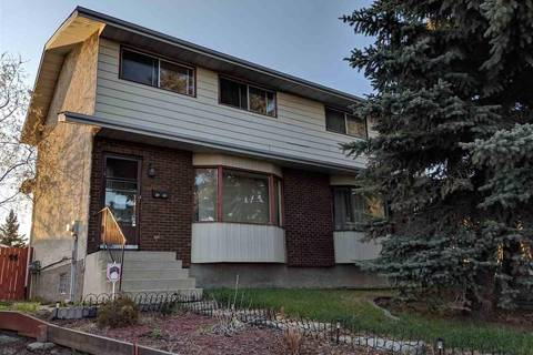Townhouse for sale at 6342 34a Ave Nw Edmonton Alberta - MLS: E4155891