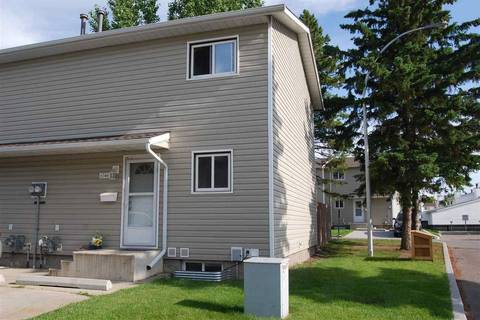 Townhouse for sale at 6346 180 St Nw Edmonton Alberta - MLS: E4164596