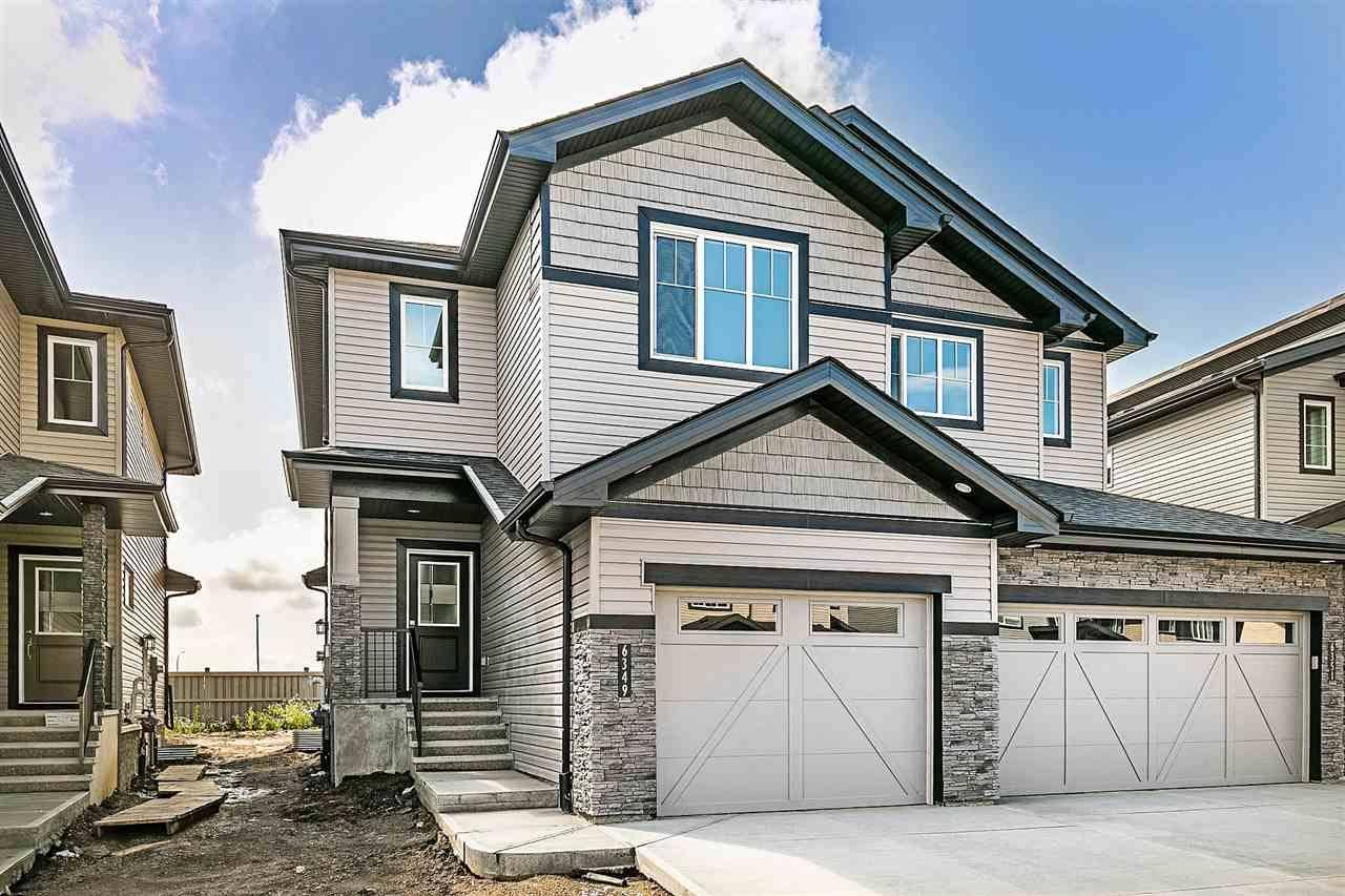 Townhouse for sale at 6349 Cartmell Rd Sw Edmonton Alberta - MLS: E4168286