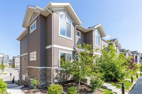 Townhouse for sale at 635 Evanston Manr NW Calgary Alberta - MLS: A1018017