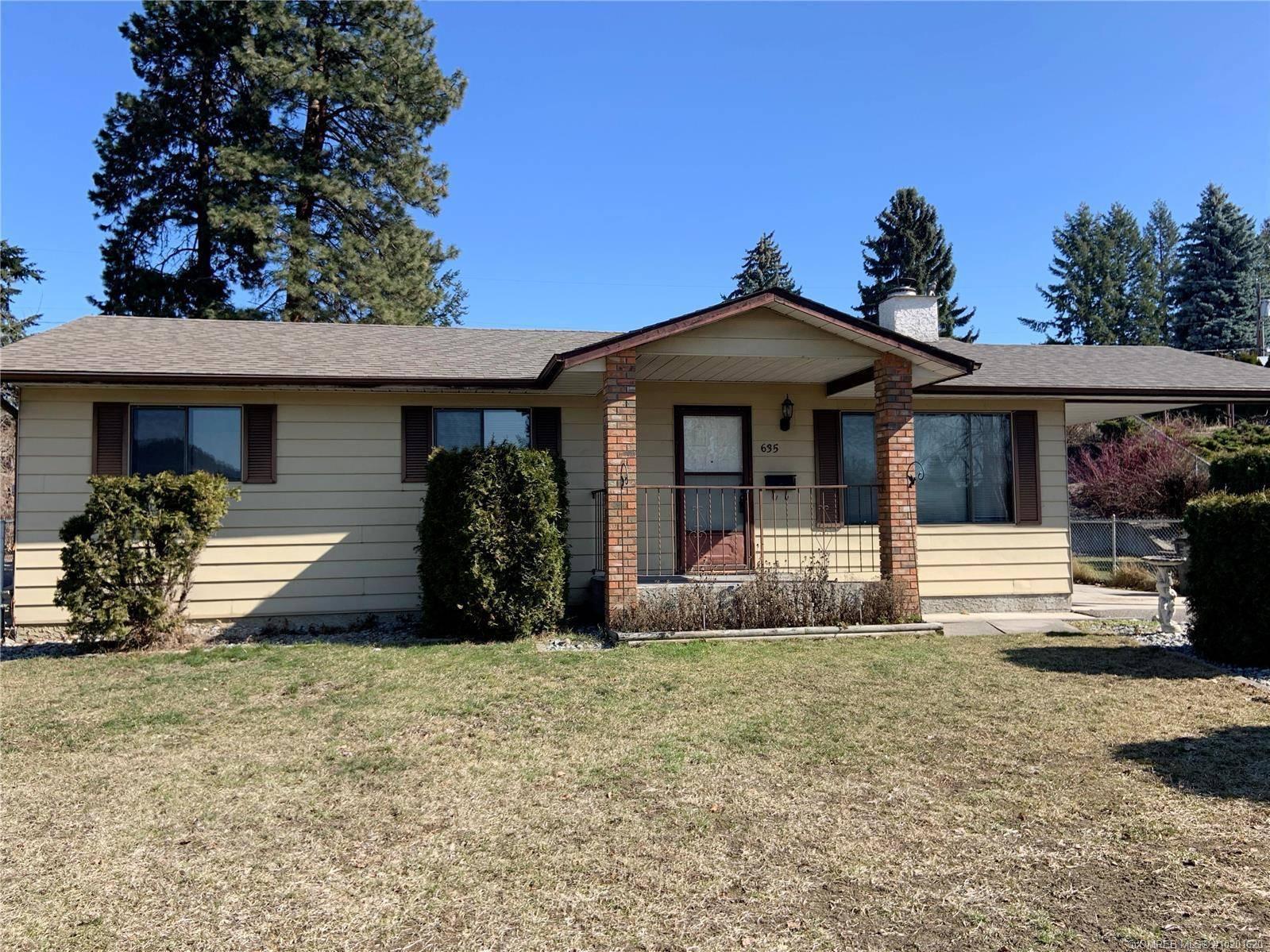 House for sale at 635 Josselyn Ct Kelowna British Columbia - MLS: 10201620