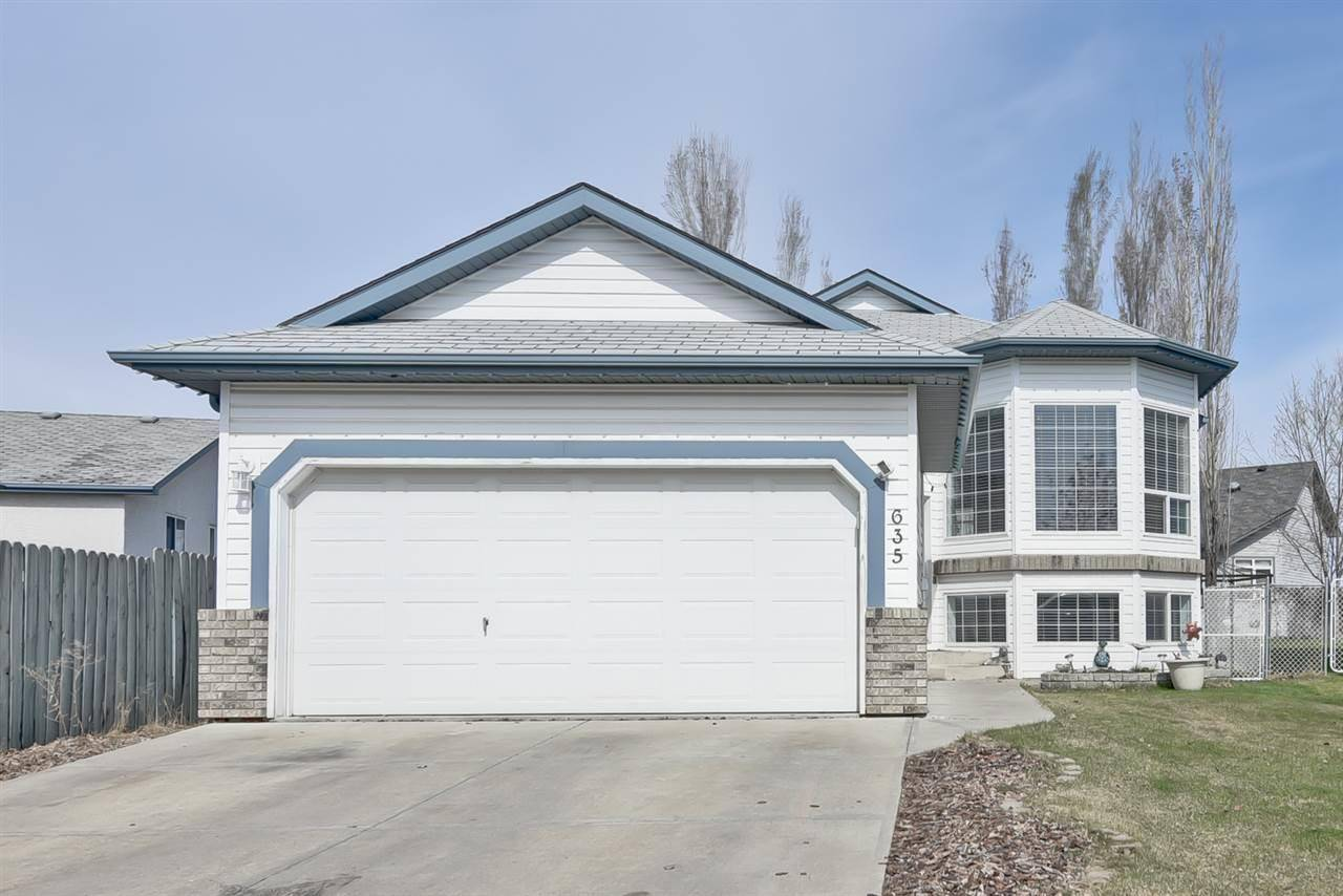 House for sale at 635 King St Spruce Grove Alberta - MLS: E4163788