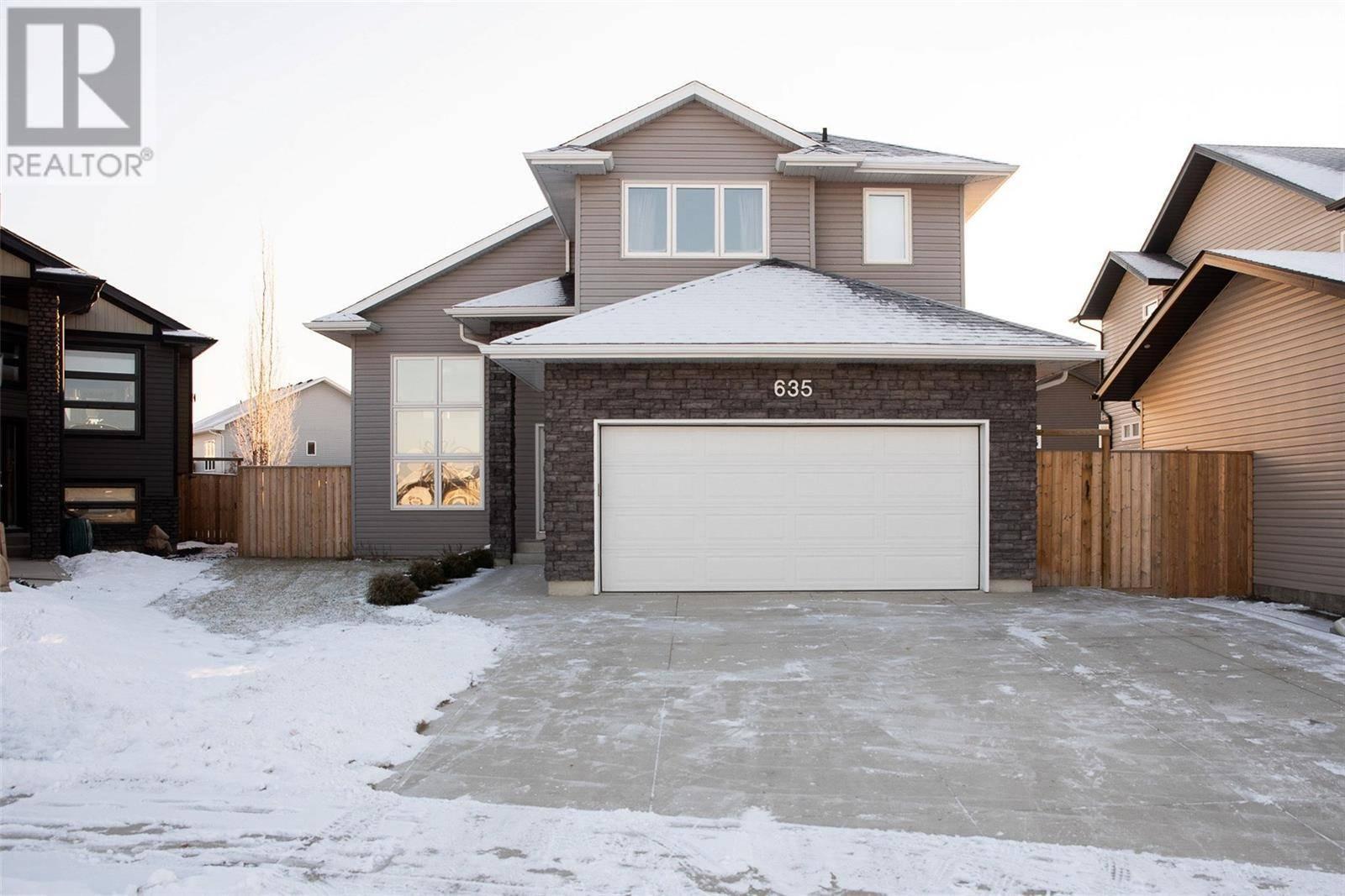 House for sale at 635 Pringle Bnd  Saskatoon Saskatchewan - MLS: SK792497