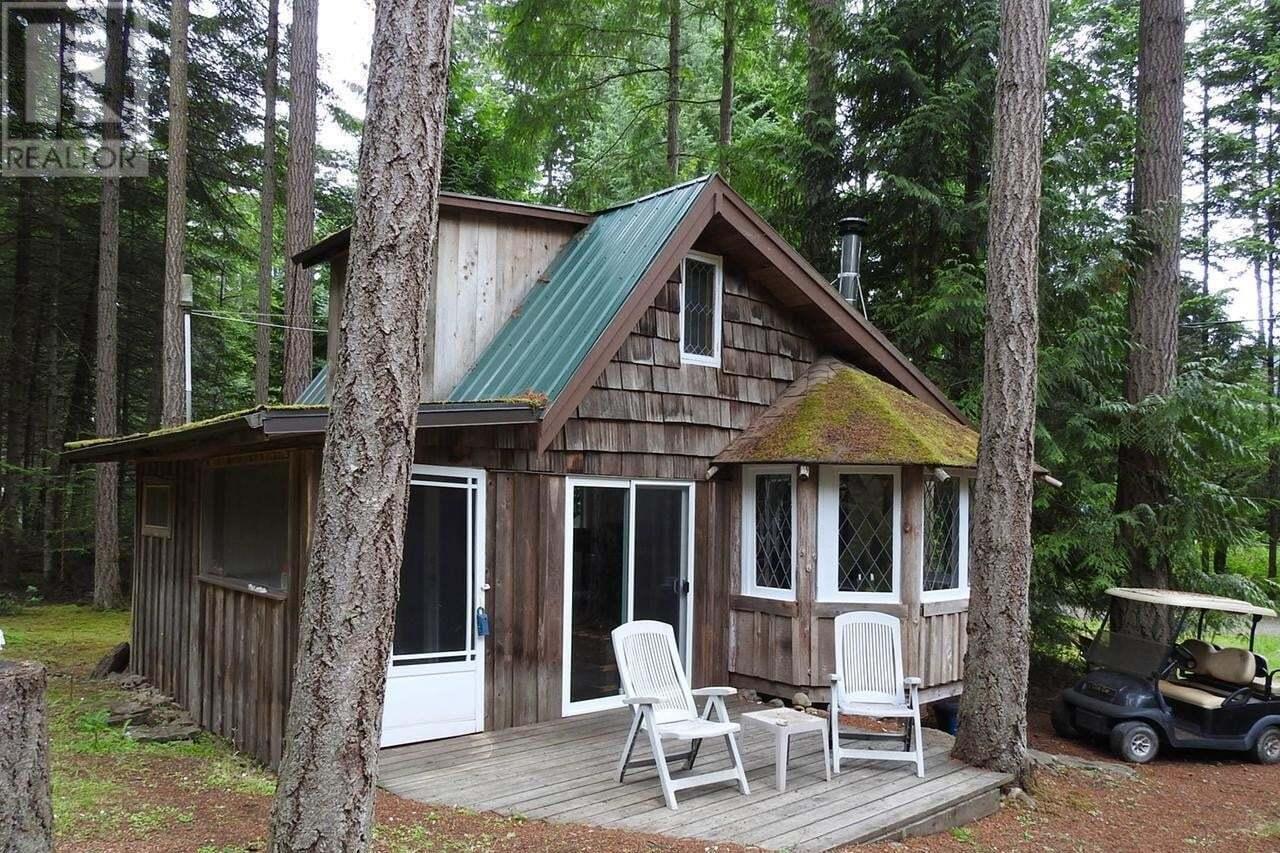 House for sale at 635 Weathers  Mudge Island British Columbia - MLS: 841967
