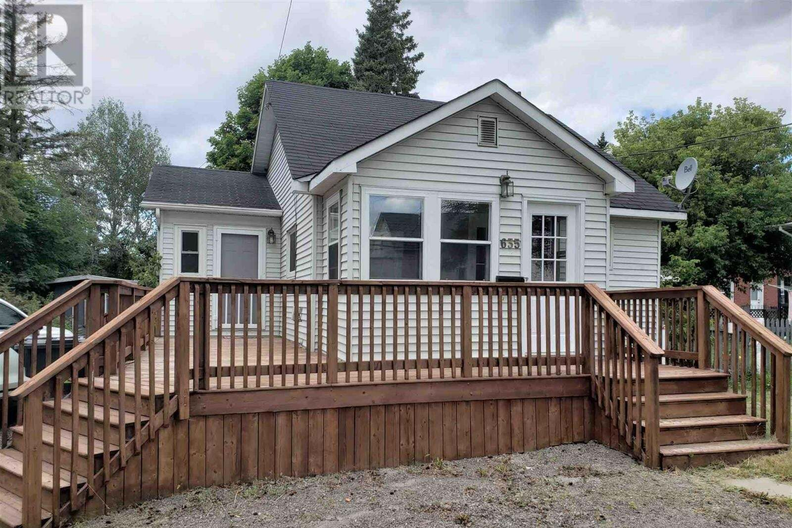 House for sale at 635 Wellington St W Sault Ste. Marie Ontario - MLS: SM129370