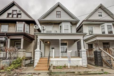 Townhouse for sale at 635 Wilson St Hamilton Ontario - MLS: H4053615