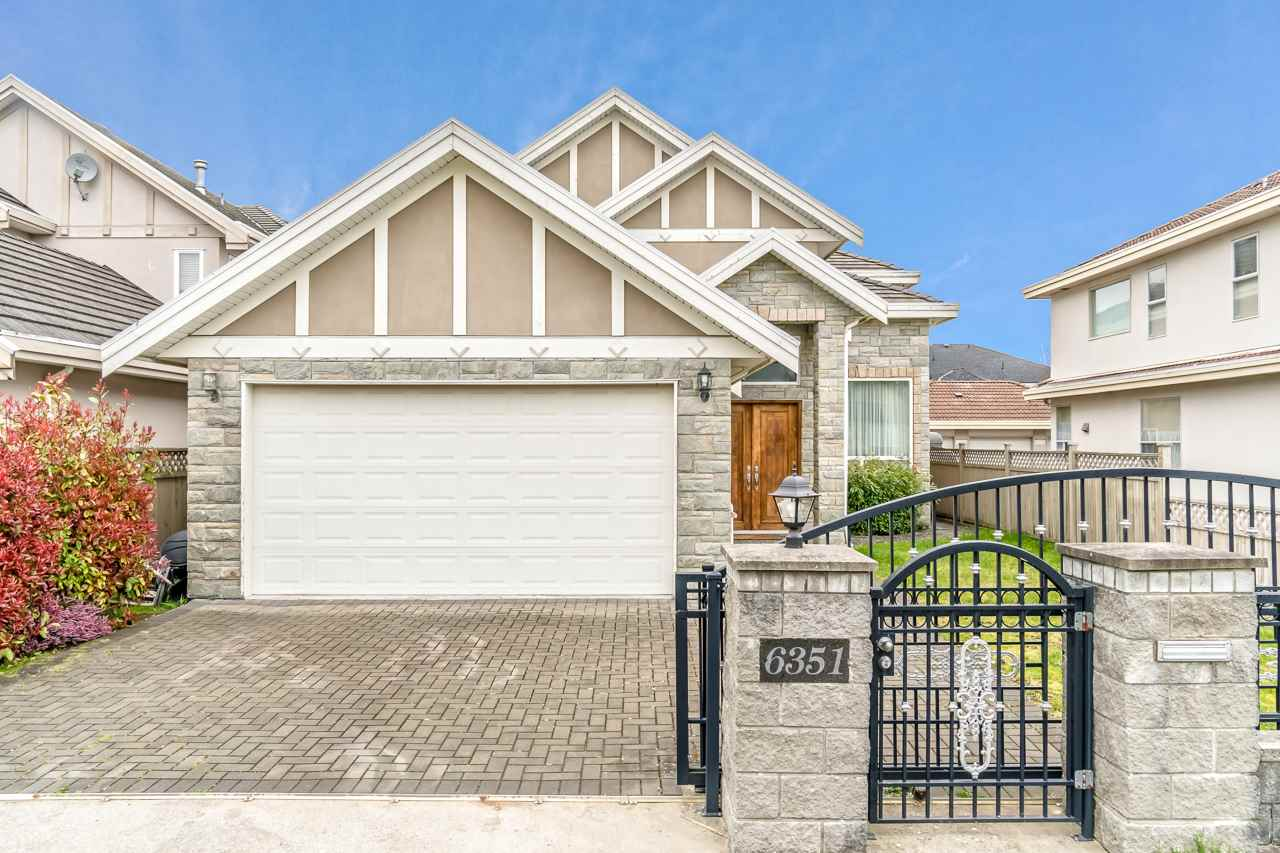 Sold: 6351 Comstock Road, Richmond, BC