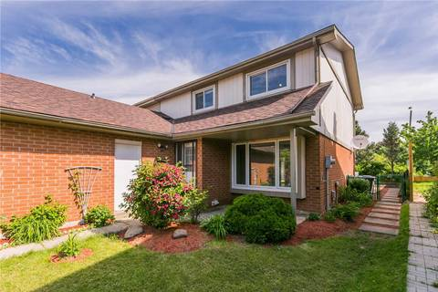 Townhouse for sale at 6355 Atherly Cres Mississauga Ontario - MLS: W4520186