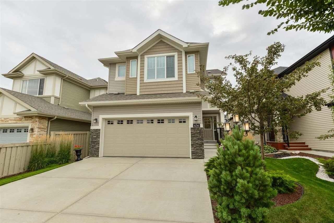 House for sale at 636 Allard Bv SW Edmonton Alberta - MLS: E4213380
