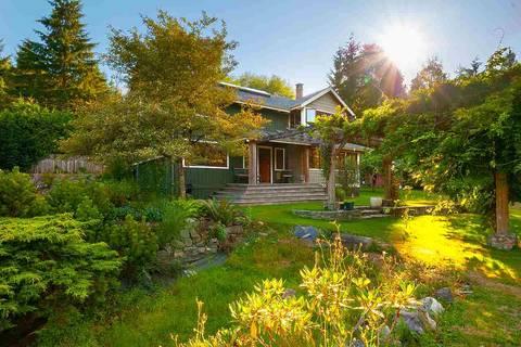 House for sale at 636 Cowan Rd Bowen Island British Columbia - MLS: R2445561