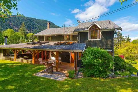 House for sale at 636 Cowan Rd Bowen Island British Columbia - MLS: R2455021