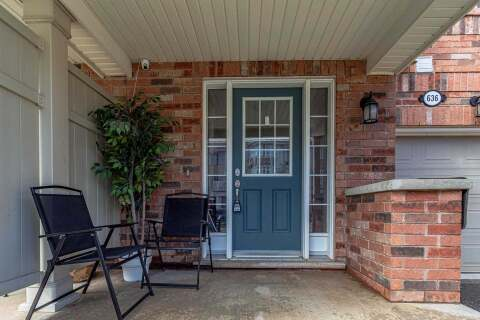 Townhouse for sale at 636 Frank Pl Milton Ontario - MLS: W4768893