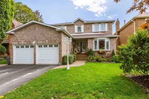 House for sale at 636 Rupert Ave Whitchurch-stouffville Ontario - MLS: N4594161