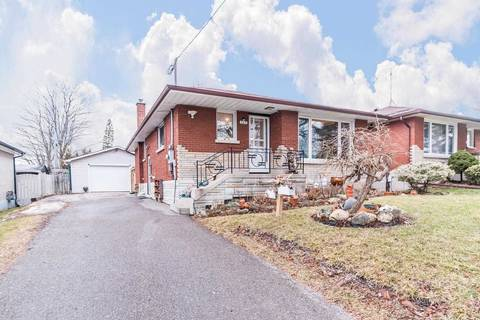 House for sale at 636 Shakespeare Ave Oshawa Ontario - MLS: E4668656