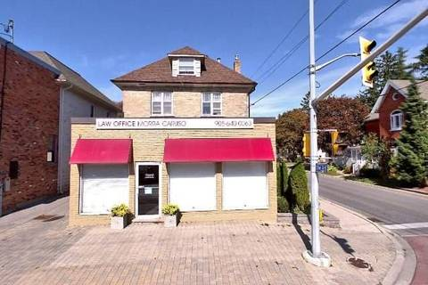 Commercial property for sale at 6362 Main St Whitchurch-stouffville Ontario - MLS: N4664296