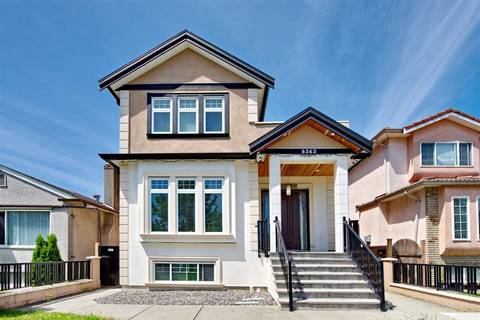 House for sale at 6363 Chester St Vancouver British Columbia - MLS: R2374668
