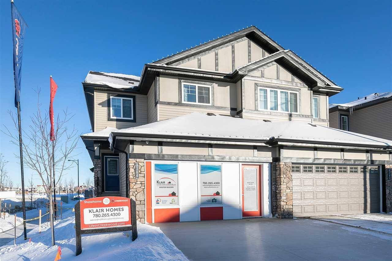 Townhouse for sale at 6364 Cartmell Rd Sw Edmonton Alberta - MLS: E4183864