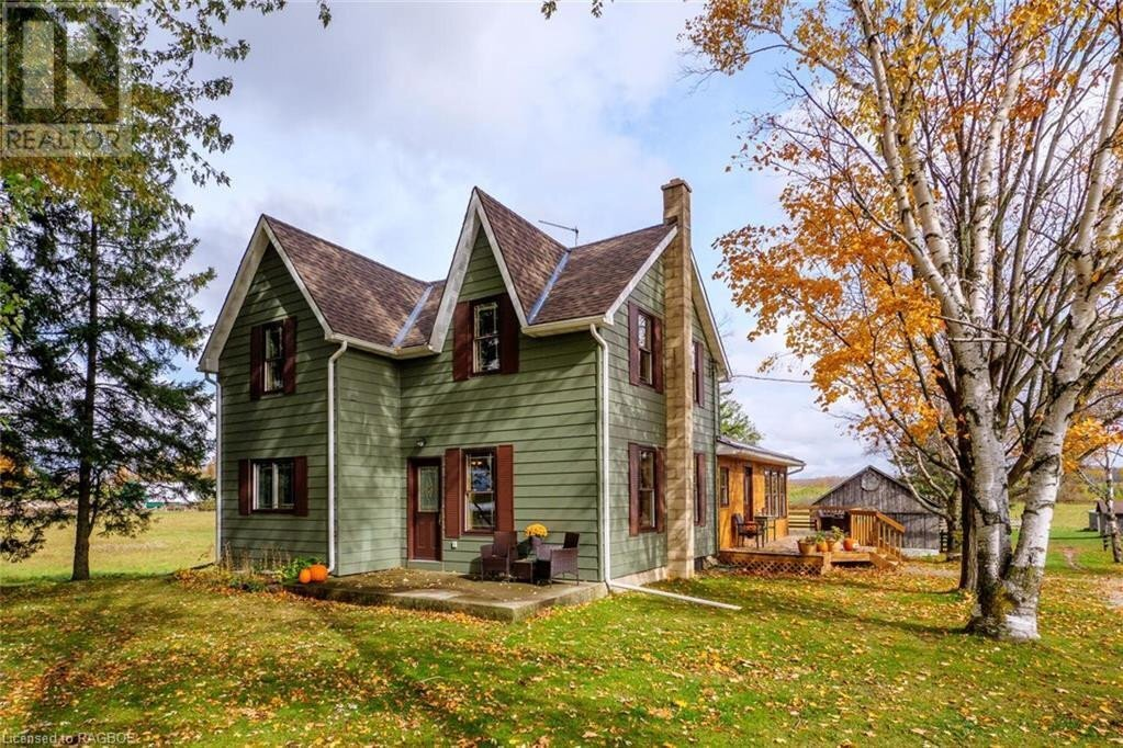 Residential property for sale at 636785 Euphrasia-holland  Grey Highlands Ontario - MLS: 40037562