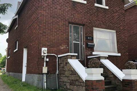 House for sale at 637 Albert St Sault Ste. Marie Ontario - MLS: SM126041