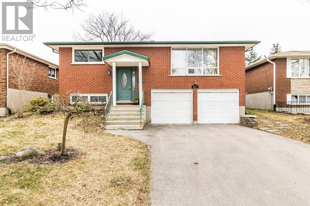 House for sale at 637 Cedargrove Pl Waterloo Ontario - MLS: 30800589