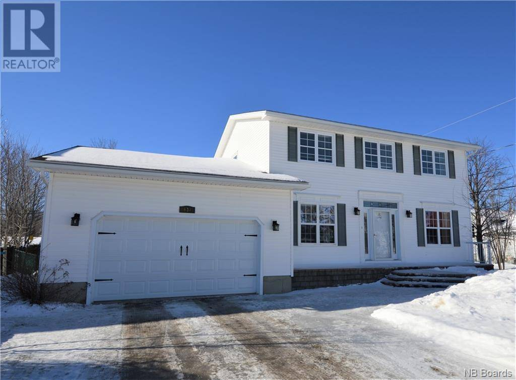 House for sale at 637 Douglas Ave Fredericton New Brunswick - MLS: NB039433