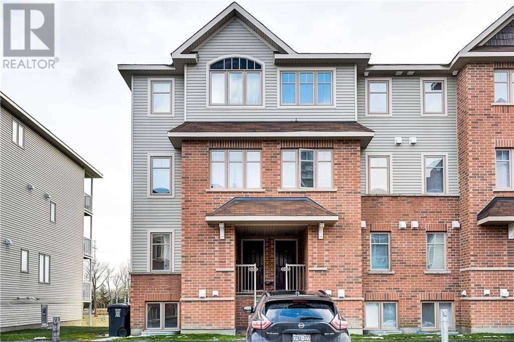 House for sale at 637 Reardon Pt Ottawa Ontario - MLS: 1177388