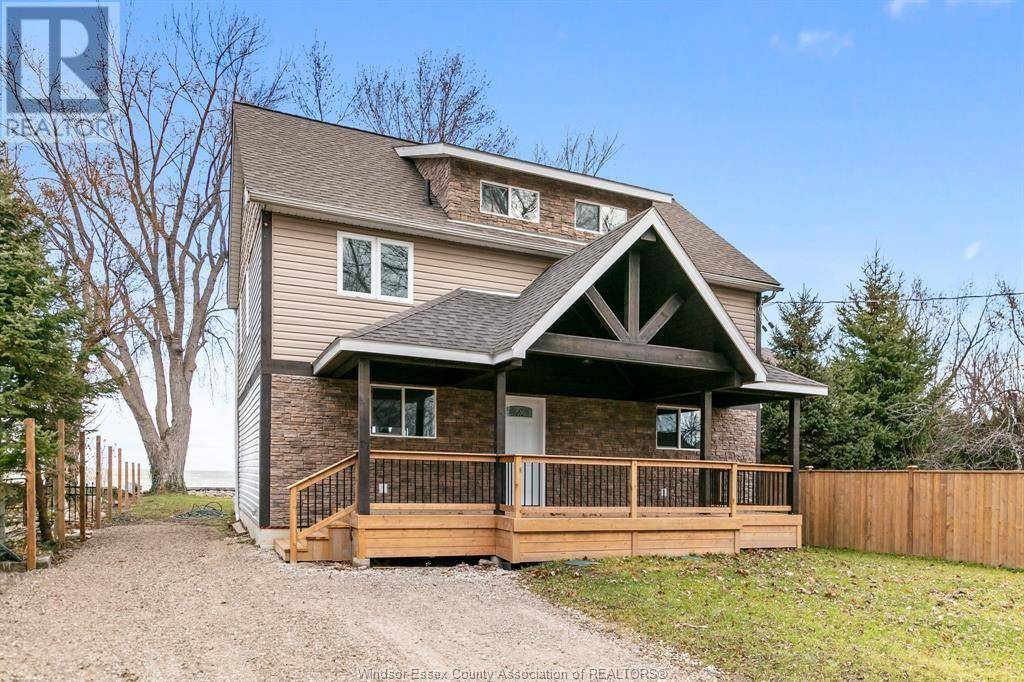 House for sale at 637 Ross Beach  Lakeshore Ontario - MLS: 20003836