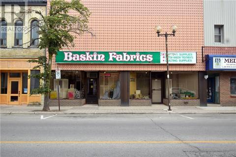Commercial property for sale at 637 Talbot St St. Thomas Ontario - MLS: 156152