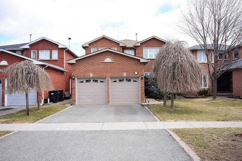 House for sale at 6371 Osprey Blvd Mississauga Ontario - MLS: W4413321