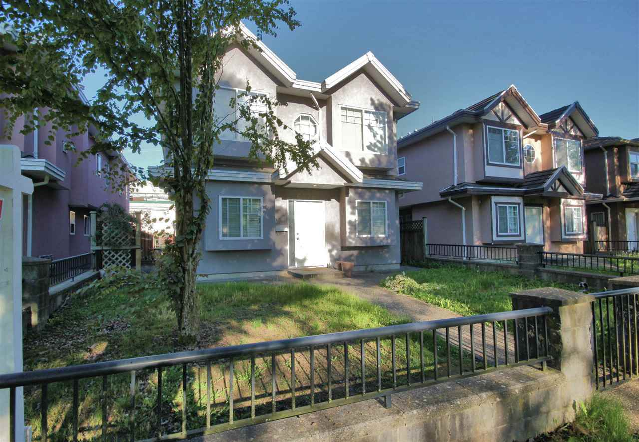 For Sale: 6376 Beatrice Street, Vancouver, BC | 4 Bed, 3 Bath Townhouse for $1,099,000. See 12 photos!