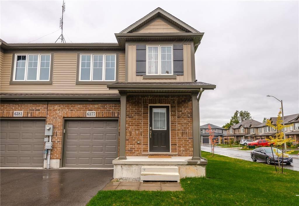 Townhouse for sale at 6377 Shapton Cres Niagara Falls Ontario - MLS: 30772508