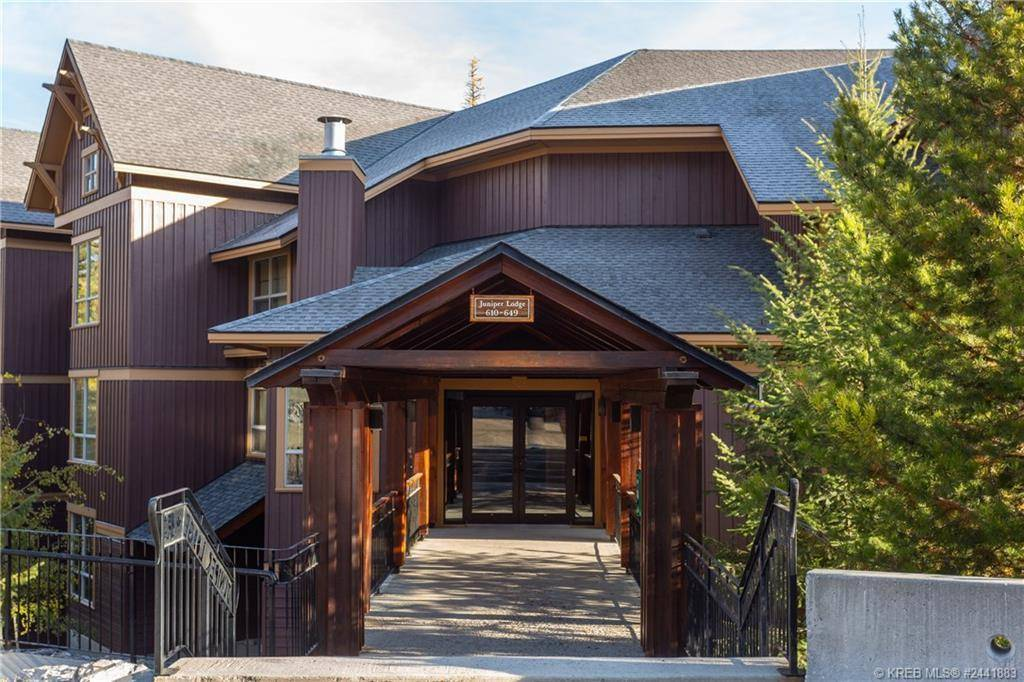 Condo for sale at 4559 Timberline Crescent  Unit 637D Ski Hill Area British Columbia - MLS: 2441883
