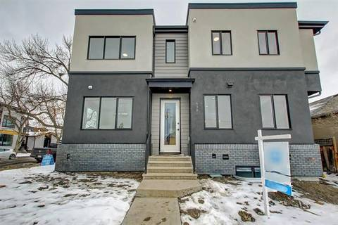 Townhouse for sale at 638 20 Ave Northwest Calgary Alberta - MLS: C4286428