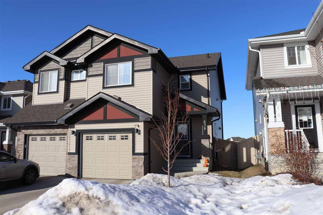 Townhouse for sale at 638 42 Ave Nw Edmonton Alberta - MLS: E4189983