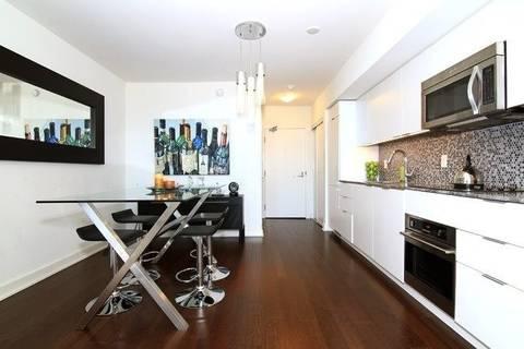 Apartment for rent at 5 Hanna Ave Unit 638 Toronto Ontario - MLS: C4554148