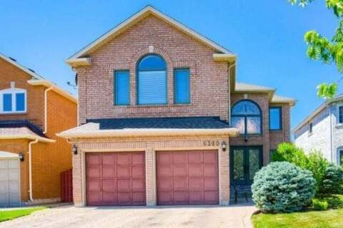 House for sale at 6380 Alderwood Tr Mississauga Ontario - MLS: W4817757