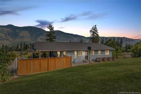 House for sale at 6380 Brewer Rd Coldstream British Columbia - MLS: 10176476