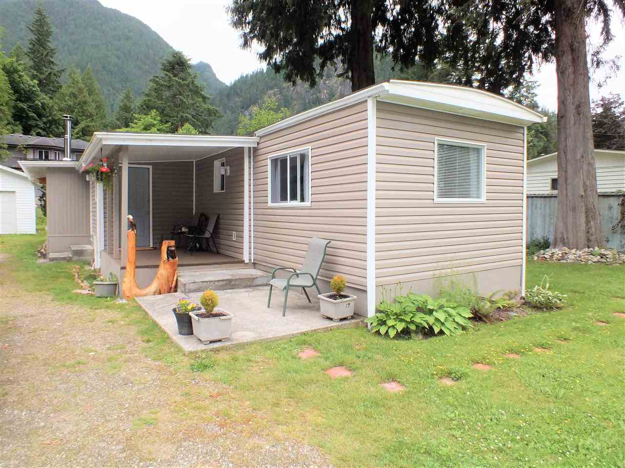 Sold: 63818 Bailey Crescent, Hope, BC