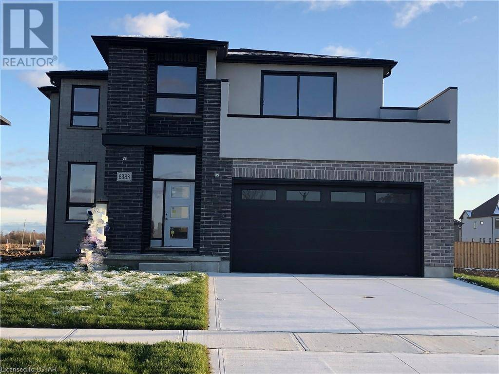 House for sale at 6383 Old Garrison Blvd London Ontario - MLS: 222087
