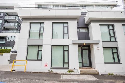 Townhouse for sale at 6385 Cambie St Vancouver British Columbia - MLS: R2405584
