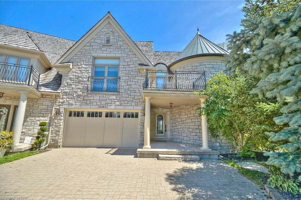 Townhouse for sale at 6387 Pinestone Rd Niagara Falls Ontario - MLS: 30825365
