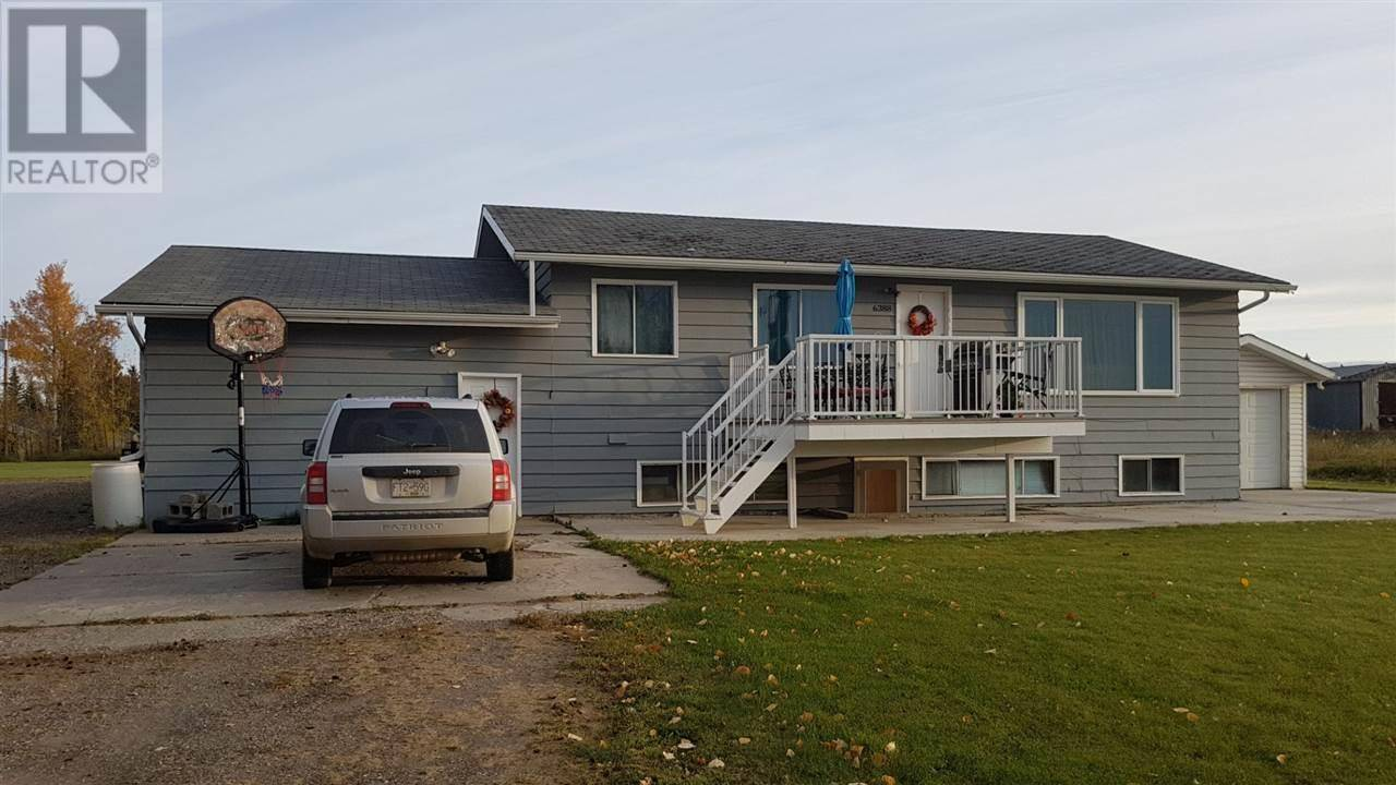 House for sale at 6388 Daisy Ave Fort St. John British Columbia - MLS: R2444892