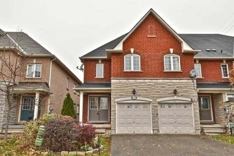 Townhouse for sale at 639 Candlestick Circ Mississauga Ontario - MLS: W4960911