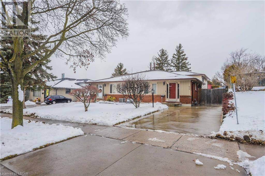 Residential property for sale at 639 Chiddington Ave London Ontario - MLS: 241855