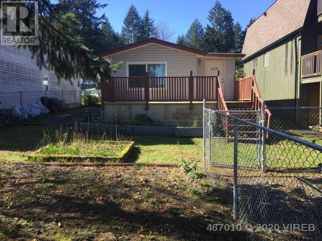 House for sale at 639 Hillcrest Ave Nanaimo British Columbia - MLS: 467010