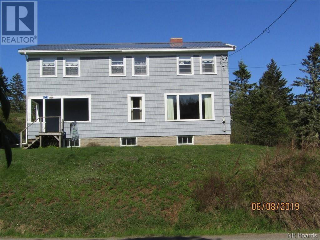 House for sale at 639 Main St Beaver Harbour New Brunswick - MLS: NB021756
