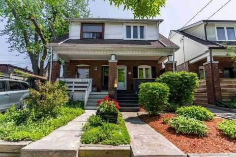 Townhouse for sale at 639 Milverton Blvd Toronto Ontario - MLS: E4779293